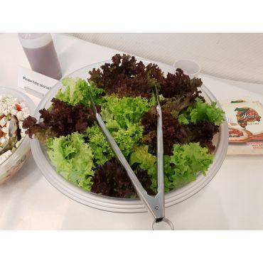 Bunter Blattsalat