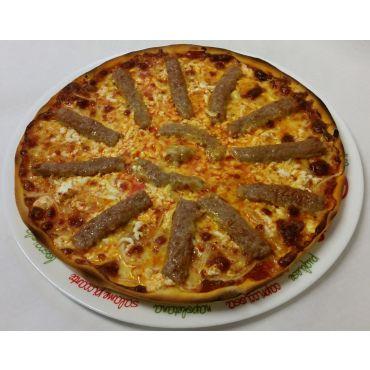 Cevapcici Pizza