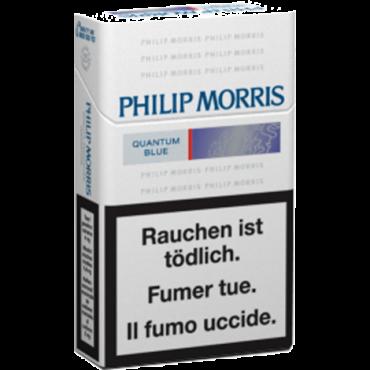 Philip Morris Quantum Blue Box