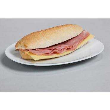Sandwich mit Schinken & Käse
