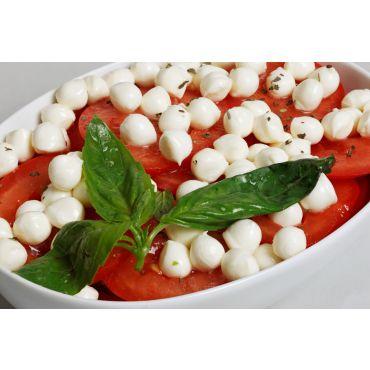 Tomaten/ Mozzarella
